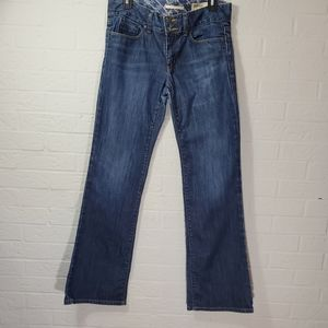Gap Boot Cut Mid Rise Jeans Size 6r